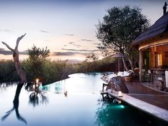 Editors' Picks: The Best Safari Lodges and Camps in Africa - Condé Nast Traveler