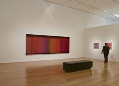 Exposición Carlos Cruz-Diez. El color en el espacio y en el tiempo. Octubre 2011