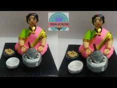 Quilling Dolls, Quilling Craft, Paper Crafts, Diy Crafts, 3d Paper, Paper Quilling Cards, Wedding Doll, Indian Dolls, Miniature Dolls