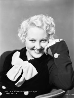 44 Best Thelma Todd images in 2018 | Classic hollywood, Golden age
