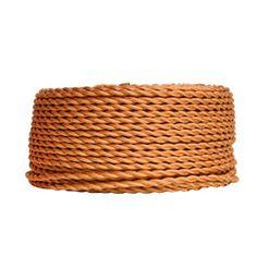 Fil électrique tressé, câble textile tressé, câble tissu torsadé, câble  électrique tissu, cordon de lampe textile, suspensions   Zangra.com 3971d2d7d38