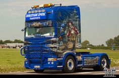 Nog Harder 2013 - Scania R500 Christian Sperl 'Last Legend'