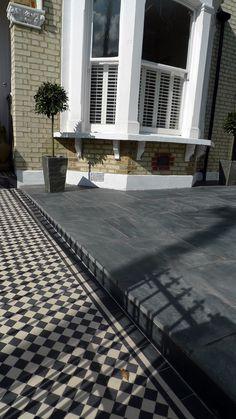front garden design battersea balham clapham london
