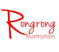 Fashion Illustration by Rongrong DeVoe