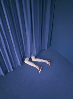 LEGS FOR DAYS Guy Bourdin