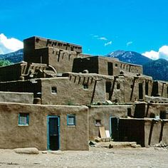 Taos, New Mexico  Best Known For Culture, Adventure, Romantic, Culinary  Best time of year: May-March