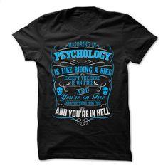 Majoring In PSYCHOLOGY T Shirts, Hoodies, Sweatshirts - #cool tshirt designs #designer shirts. CHECK PRICE => https://www.sunfrog.com/Funny/Majoring-In-PSYCHOLOGY.html?60505