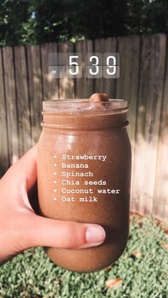 25 fantastic healthy smoothies of easy english muffins Easy Smoothie Recipes, Easy Smoothies, Smoothie Drinks, Healthy Recipes, Easy Recipes, Banana Smoothies, Smoothie Ingredients, Healthy Drinks, Healthy Food