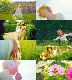 Marie Antoinette <3 Best Movie Ever.