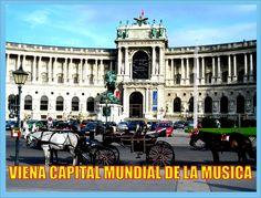 Viena-Austria-Capital Mundial de la Musica-Producciones Vicari.(Juan Fra...