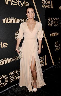Golden Globes Lea Michele