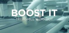 Boost your butt, legs, and core with these easy treadmill exercises.