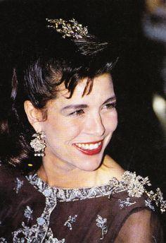 Monaco Bal de la Rose / März 1990