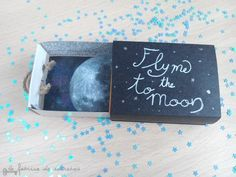 Fly me to the moon: