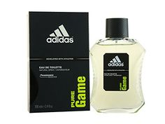Adidas Pure Game By Adidas Edt Spray 3.4 Oz (developed With Athletes) (men)  http://www.themenperfume.com/adidas-pure-game-by-adidas-edt-spray-3-4-oz-developed-with-athletes-men/