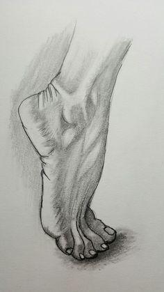 Art Drawings Sketches Simple, Pencil Art Drawings, Realistic Drawings, Drawing Ideas, Human Anatomy Drawing, Anatomy Art, Life Drawing, Painting & Drawing, Anatomy Sketches