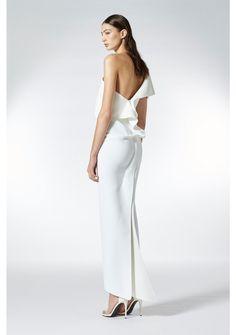 Elopement Gown | Maticevski Bridal | tonimaticevski.com