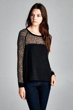 Daisy Print Sweatshirt – House of Rockefeller