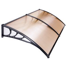 40-80-Window-Door-Awning-Sun-Shade-Canopy-Hollow-Sheet-UV-Rain-Snow-Protection