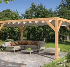 A pergola gives a secluded region and shade in the summertime. A pergola is something which will fall in that category. Then pergola is a superb choice. There's nothing quite like a gorgeous, modern-day pergola in order to add value… Continue Reading → Diy Pergola, Backyard Canopy, Small Pergola, Garden Canopy, Pergola Canopy, Cheap Pergola, Pergola With Roof, Wooden Pergola, Canopy Outdoor