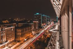 Moscow is a city that never sleeps by KlepikovaDaria