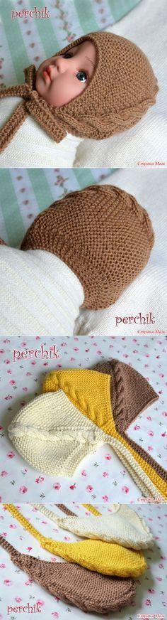Чепчики для малышат - Вязание - Страна Мам