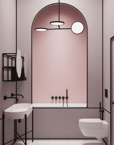 #salledebain #sallesdebain #salledeau #interiordesign #architecturedinterieur #homedecor #decorationsalledebain #decorationmaison