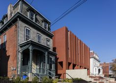 Gallery of Center for Jewish Life at Drexel University / Stanley Saitowitz   Natoma Architects - 6