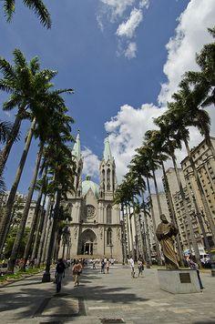 Praça da Sé - São Paulo, Brazil