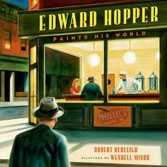 as a boy edward hopper knew exactly what he wanted to be when he grew up on the cover of his pencil box he wrote the words edward hopp