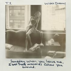 Caratula Frontal de Taylor Swift - Wildest Dreams (Cd Single)