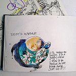 Today's warmup and calming tea cup sketch. Now back to work #lizsteel #sketchingnow by Liz Steel Art
