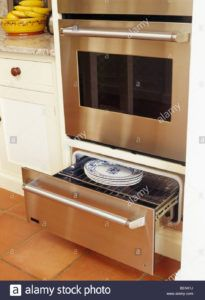 Warming Drawer And Oven Warming Drawer Kitchen Storage Space