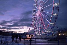 The installed Ferris wheel pulsates with 400,000 LEDs that draws visitors to the festival from afar. What does a Ferris wheel have to do with MK Illumination? Good question! The answer is this: the dazzling assortment of LEDs come from the Multilight™ by MK Illumination range that specialises in fairground lighting that that brings attractions like the Ferris wheel in Wattens to life. #kristallwelten #mkillumination #ferriswheel #themeparklighting Swarovski Crystal World, Swarovski Crystals, Led Technology, Festival Lights, Light Decorations, Ferris Wheel, Attraction, Fair Grounds, Range
