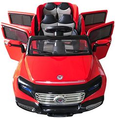 Two-Seater Premium Ride On Electric Toy Car For Kids - Battery Powered - LED Lights - - RC Parental Remote Controller - Suitable For Boys and Girls - Red Kids Ride On Toys, Toy Cars For Kids, Toys For Girls, Kids Toys, Toddler Toys, Little Girl Toys, Baby Girl Toys, Baby Dolls, Little Girls