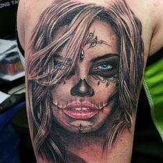 """#art #artist #amazing #amazingtattoo #tattoofreakz #tattoofreakz_dot_com #inkstats #tattoos_alday #tattoos_of_instagram #tattoozlife #inkmaster #inkfreakz…"""
