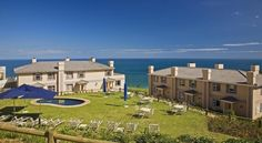 For a coastal or golfing holiday that is guaranteed to be both luxurious and memorable, Pinnacle Point Beach & Golf Resort provides the highest standard. South Africa, Coastal, Real Estate, Houses, Mansions, House Styles, Beach, Garden, Homes