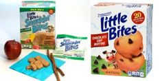 Enter to win a variety of Entenmann's® Little Bites® and Snackin' Bites®!