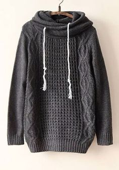 Hoodie + sweater  Perfect!