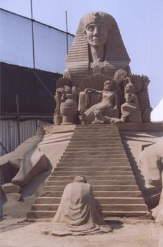 A Showcase of Awesome Sand Sculptures Pictures | TutorialChip