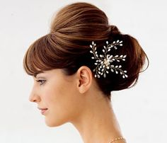 Handmade Hair Accessories | Hair accessories come in all shapes, sizes and colors. Hair ...
