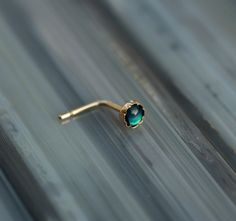 Paua Shell Nose Ring. If I ever pierce my nose