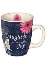 Daughter, You Are A Gift Of Joy Mug