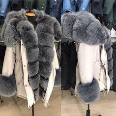 #паркасмехом #меховаяпарка #парка #куртка #зимняякуртка #зимняяпарка #шуба #мех #fur