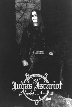 Judas Iscariot. Black Metal. Estados Unidos.