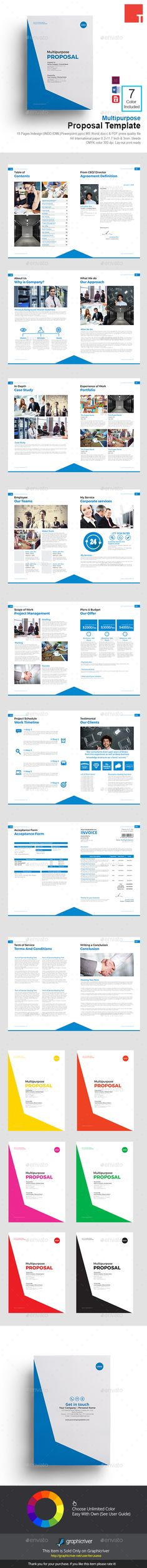 Cloud Sever Proposal Template Template, Proposals and Customize - advertising proposal template
