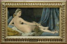 Ingres - Une Odalisque   Musée du Louvre   Paris
