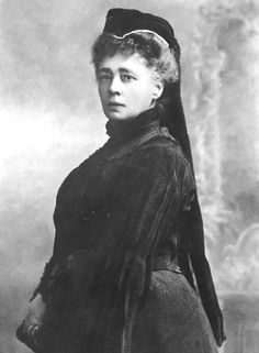 """Bertha von Suttner (9.6.1943-21 .6.1914) was an Austrian novelist, pacifist, and the first woman to be a Nobel Peace Prize laureate. Suttner became a leading figure in the peace movement with the publication of her novel, Die Waffen nieder! (""""Lay Down Your Arms!"""") in 1889 and founded an Austrian pacifist organization in 1891. She corresponded with Alfred Nobel until his death in 1896, and she was a major influence in his decision to include a peace prize, which she won in 1905."""