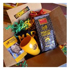 Would you like this box at your door step? Get your #MarleyCoffee subscription today! Save $$ & get your favorite ☕️marleycoffee.com ✔️