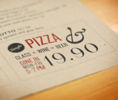 Love Supreme Organic Pizza | Design by Christopher Ellis